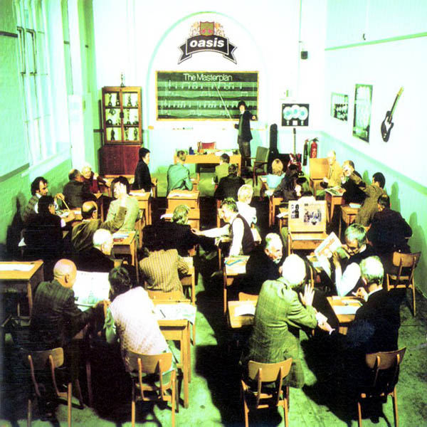 cd oasis the masterplan
