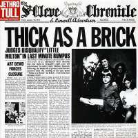 Jethro Tull - Thick as a Brick - Classic Music Review