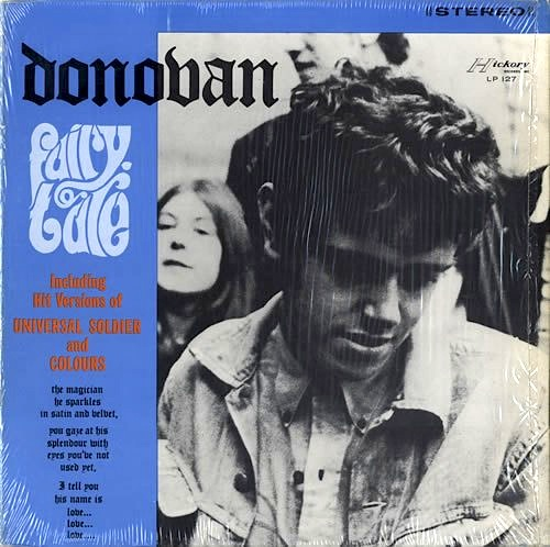 The U. S. version, still in the wrapper. If you simply must have a Donovan album, go with this one. Or leave it in the wrapper and find something you like in the next aisle.