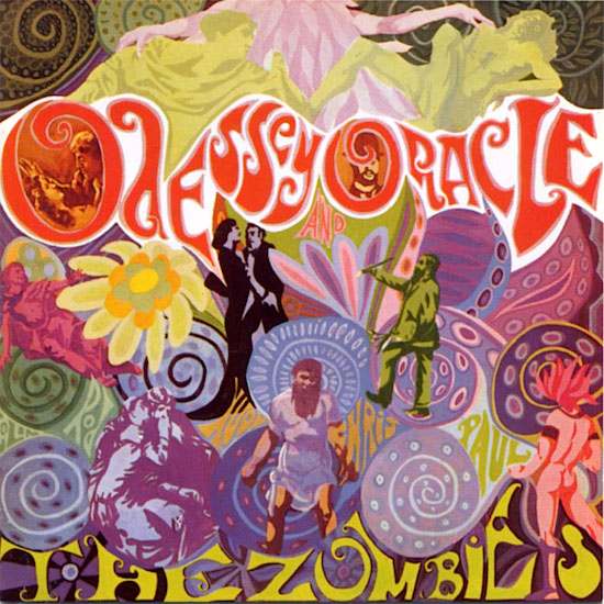 The Zombies-Odessey%26Oracle-front