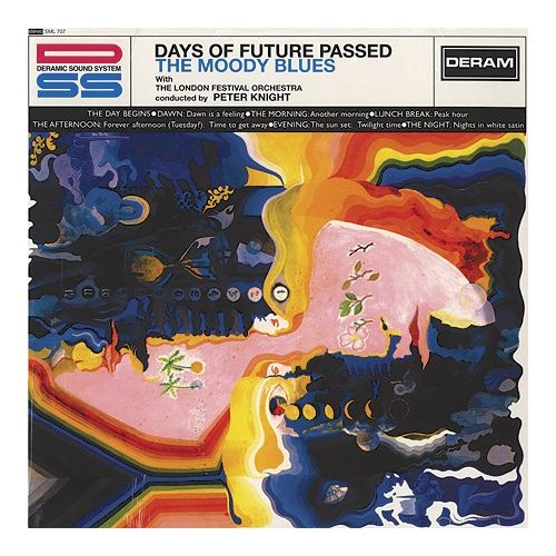 The Moody Blues – Days of Future Passed – Classic Music Review