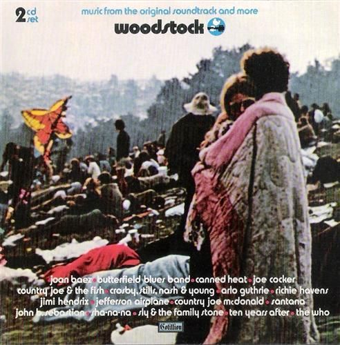 Woodstock Soundtrack Vinyl