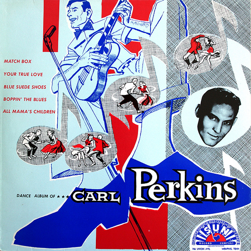 Lp cover released 1957.