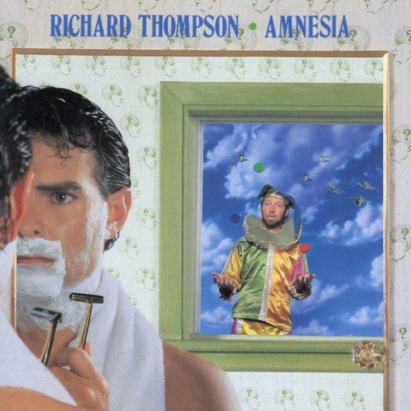 Richard Thompson – Amnesia – Classic Music Review | altrockchick