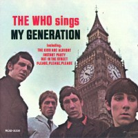 The Who - The Who Sings My Generation - Classic Music Review