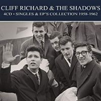 Cliff Richard and The Shadows - Singles & EP's Collection 1958-1962 - Classic Music Review