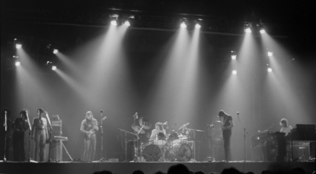 Pink Floyd, Earls Court, 1973